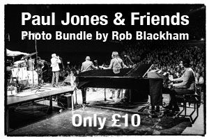 Paul Jones & Friends Photo Bundle